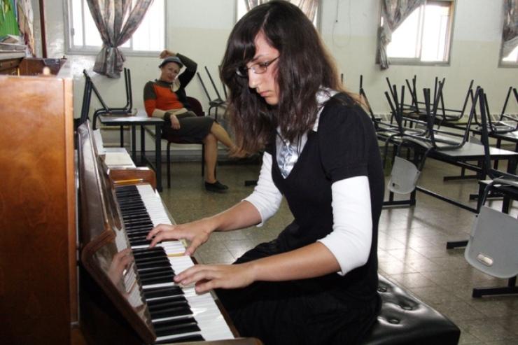 Klassieke muziek. Foto: Yulia Mestechkin