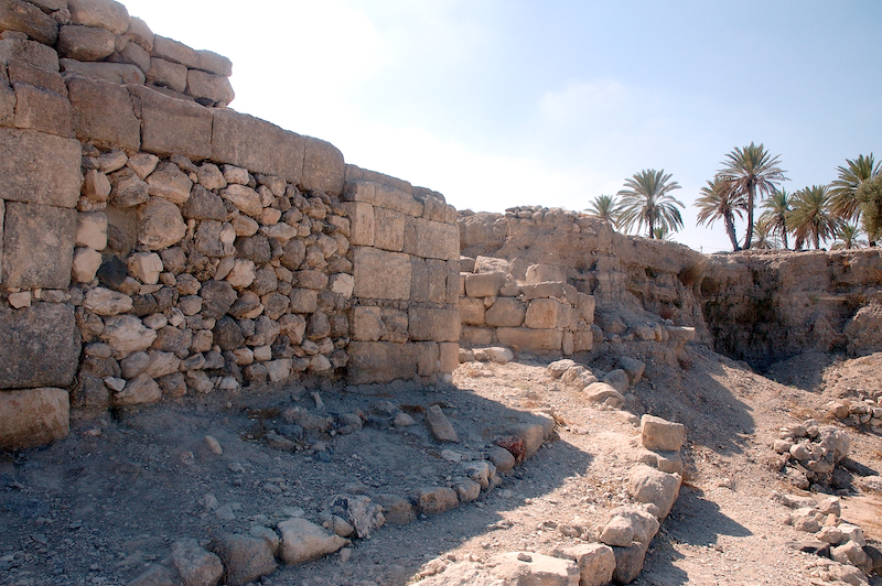 ALMU20100905_1351 Stadsmuur, Israëlieten, deel