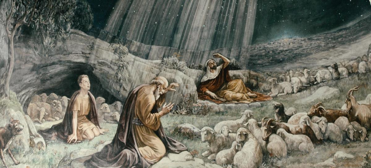 'Jozef en Maria bezochten familie in Bethlehem'