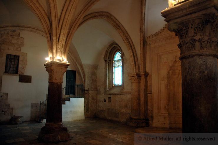 ALMU20080306_1834 Cenacle De Berg Sion
