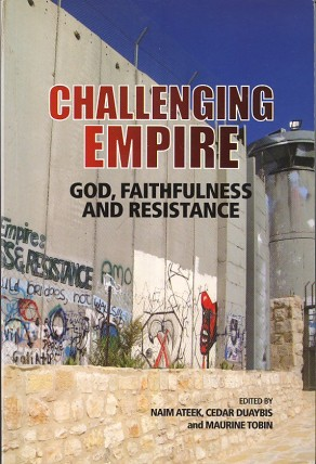 Challenging Empire. Book cover.