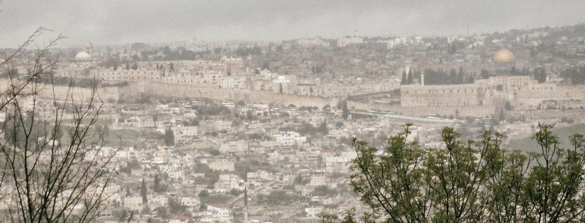 Het Jeruzalemsyndroom bestaat niet