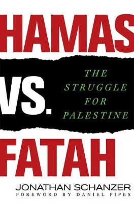 Schanzer Hamas vs. Fatah