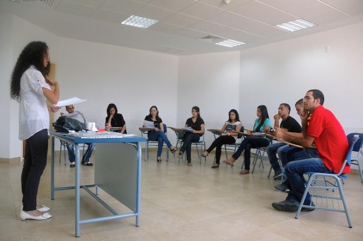 Het Bethlehem Bijbel College leidt jonge christenen op. Foto's: © Alfred Muller, all rights reserved