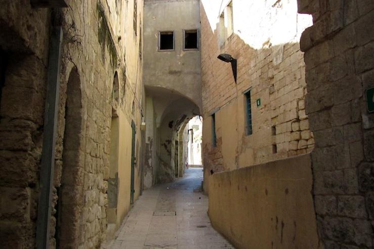 De 'Nakba wet' probeert te voorkomen dat Arabische steden als Nazareth publieke gelden gebruiken voor de herdenking van de Nakba of 'catastrofe' van 1948. Foto: Alfred Muller