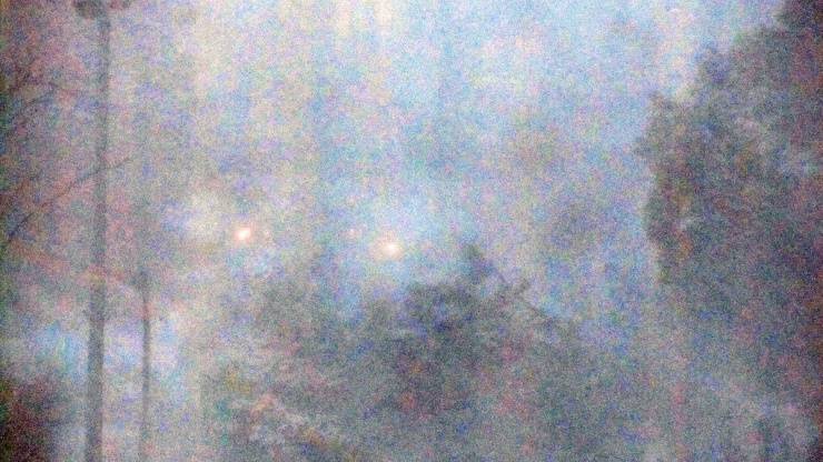 Noodweer in Jeruzalem. Foto: © Alfred Muller