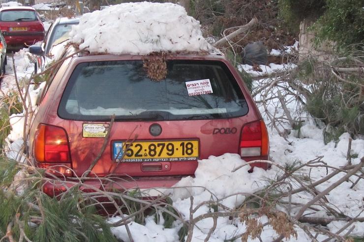Zomaar een auto.