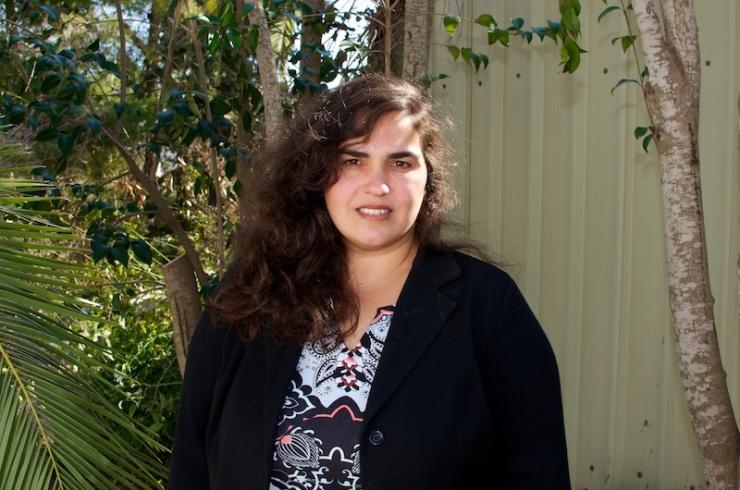 Ayelet Ronen, algemeen-secretaris van Yad Hashmona.