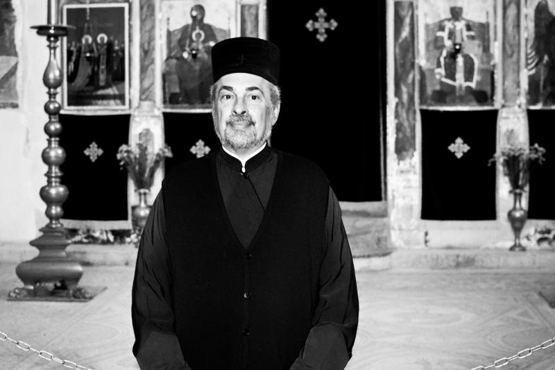 Pater Claudio Peppas.