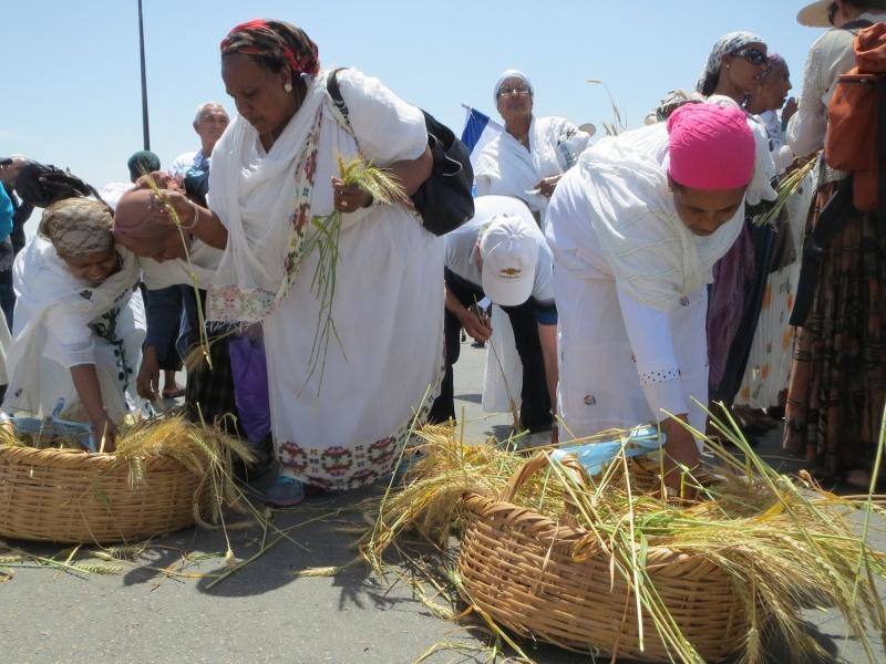Ethiopische Joden.