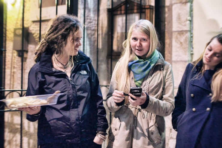 Jeruzalem, koekjes voor Christ Church. Foto: © Alfred Muller