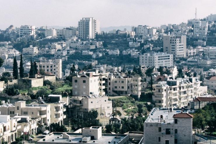 Beit Jala en Bethlehem. Foto:  © Alfred Muller