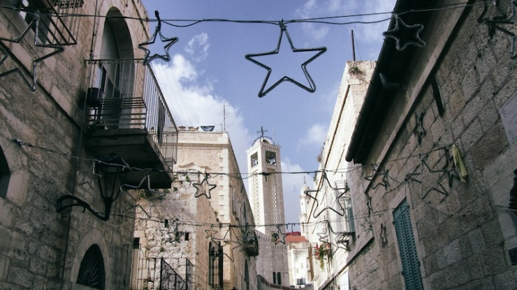 Sterstraat, Bethlehem. Foto: © Alfred Muller