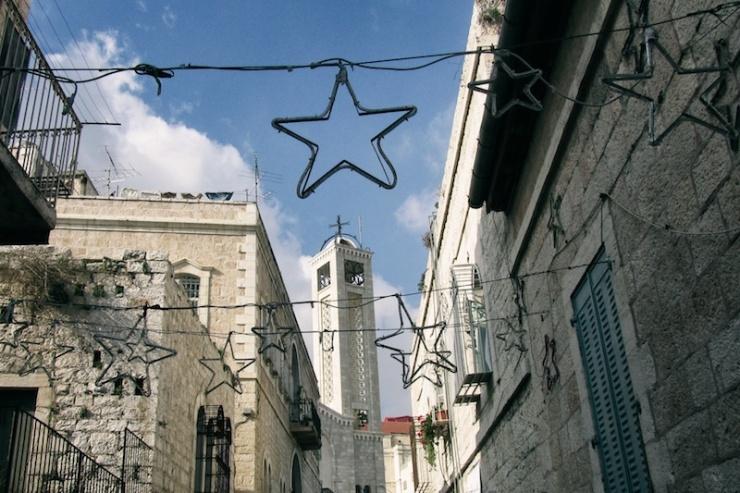 Bethlehem, Sterstraat. Foto; © Alfred Muller
