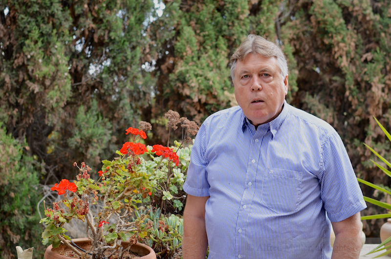 Rev Charles (Chuck) Kopp: ...loyaal aan principes van verzoening....