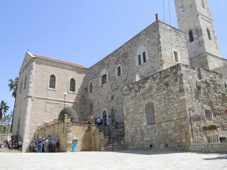Kerk van Johannes.