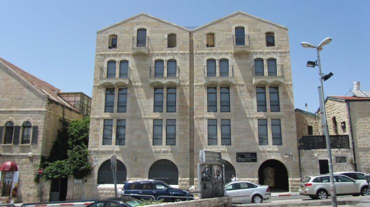 Friends of Zion Museum, Friends of Zion Heritage Center