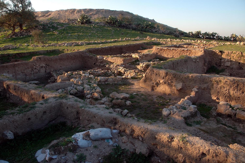 ALMU20100127_9569 Tel Gat van de Filistijnen