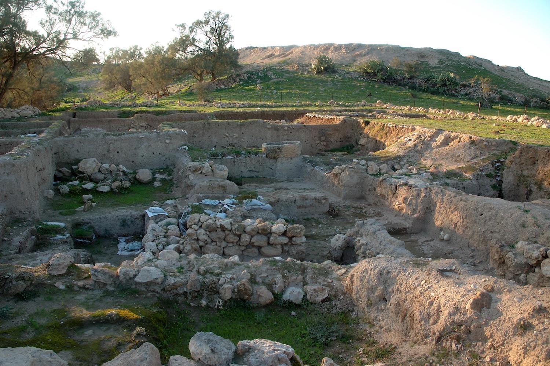 ALMU20100127_9572 Tel Tsafit stad van de Filistijnen en Goliat