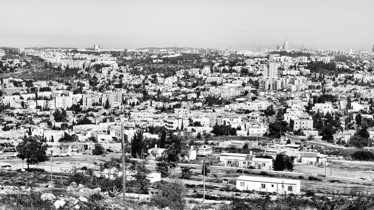 'Israël kan bevolkingsgroei niet meer aan'
