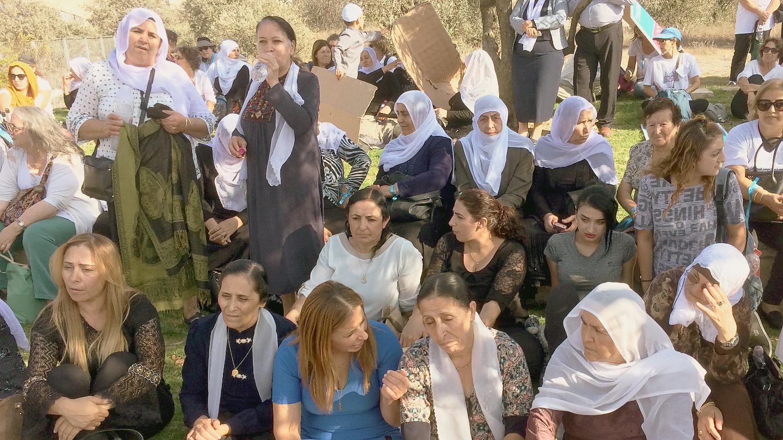 Vrouwen voor vrede © Alfred Muller