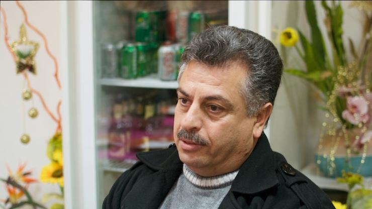 Walid Al Shatleh - resident of Beit Jala
