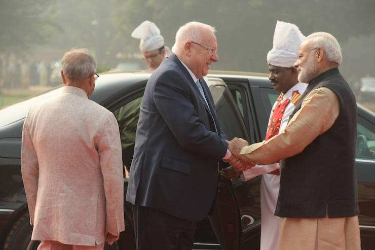 Pres. Rivlin in India.jpg