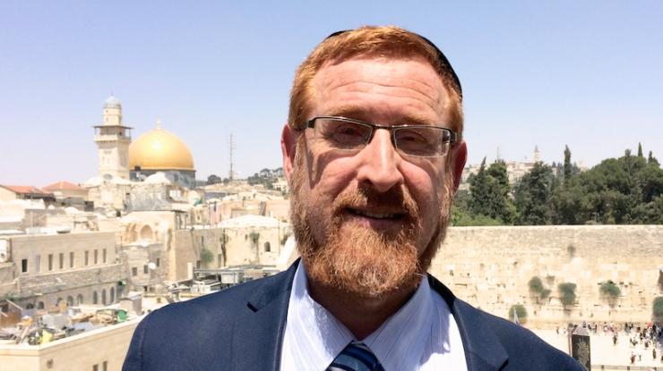 Knessetlid Yehuda Glick (Likud).