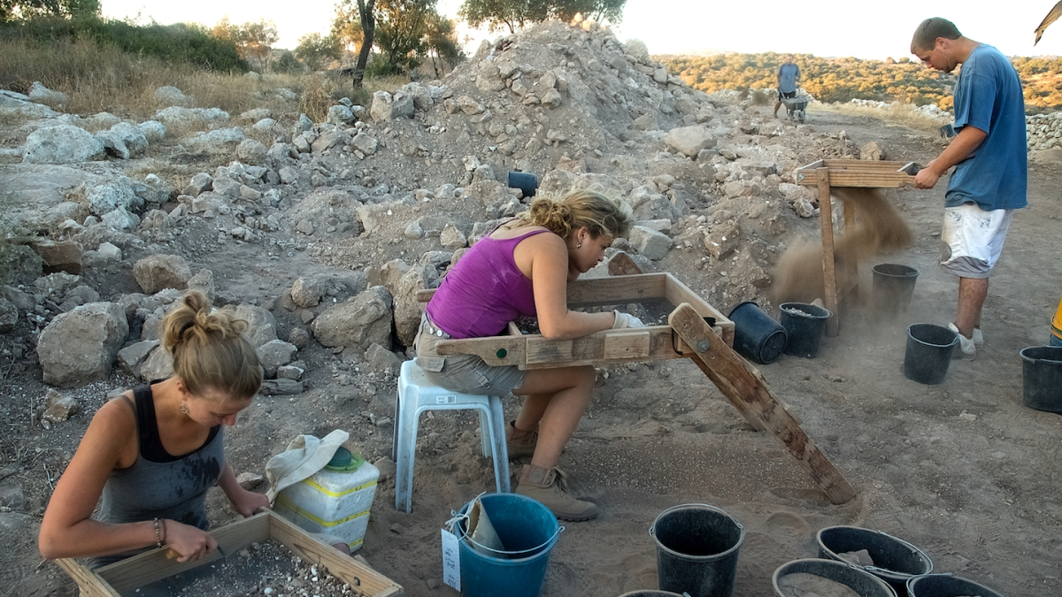 Opgravingen in Israël verdienen aandacht