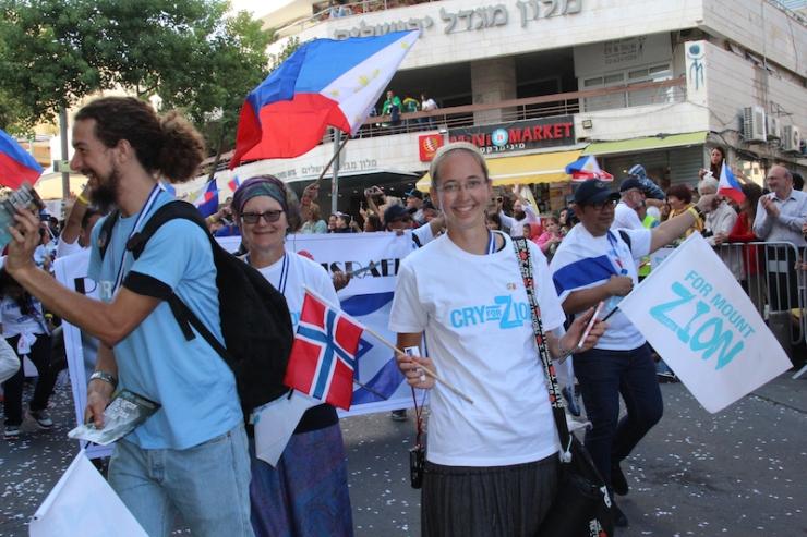 Jerusalem-marsj 10.10.2017 Anita Stensland (H.N.)