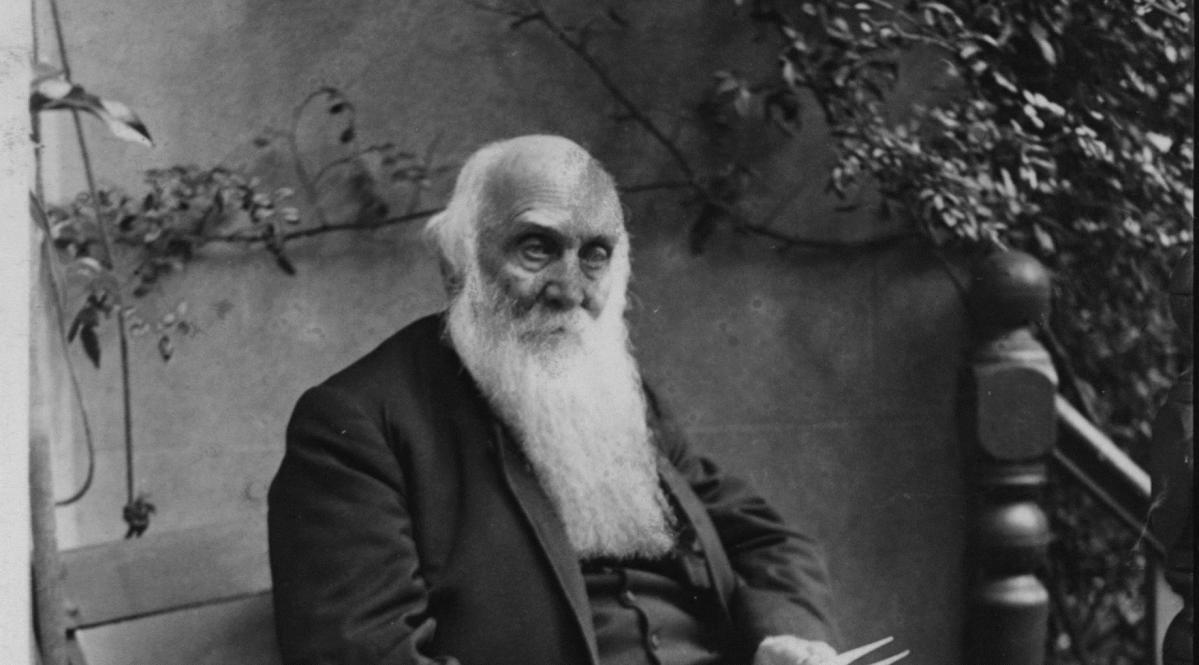 Vriend van Theodor Herzl was christenzionist