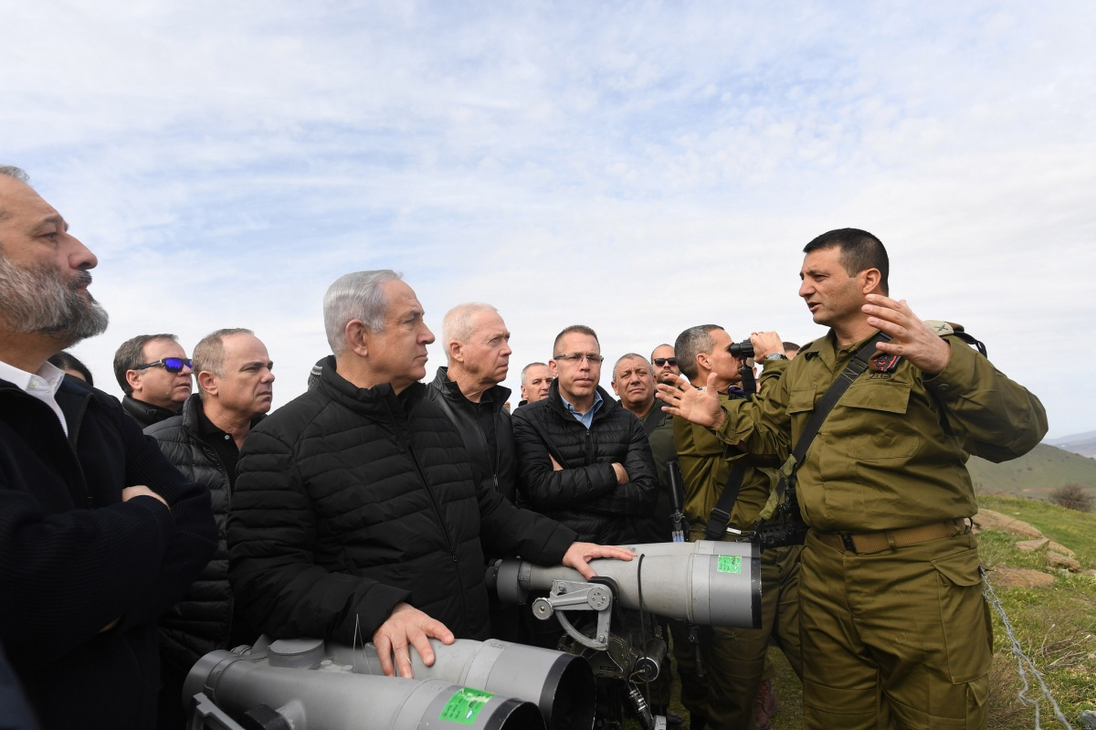 Politie: grond voor zaak tegen Netanyahu