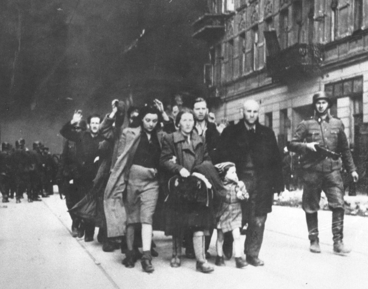 Polen en de Holocaust