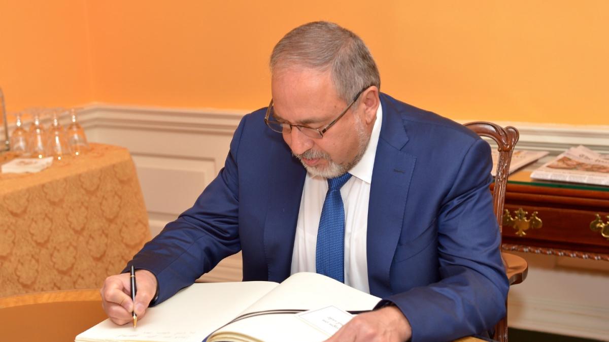 Lieberman stapt op