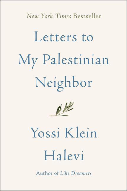 Cover Yossi Klein Halevi