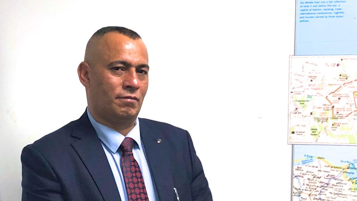 Zakenman Jabari: Eerst de economie, dan de eenstaatoplossing